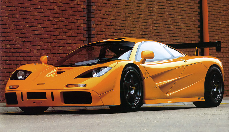 1995 McLaren F1 LM - specifications, photo, price ...