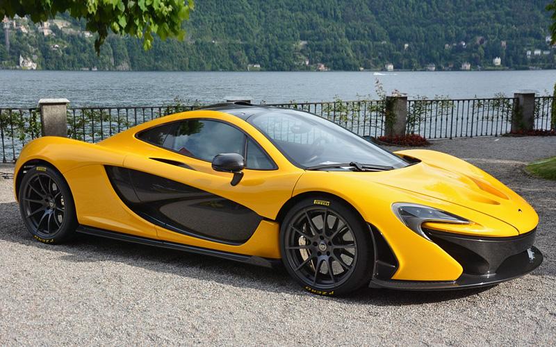 2013 McLaren P1 - specifications, photo, price ...