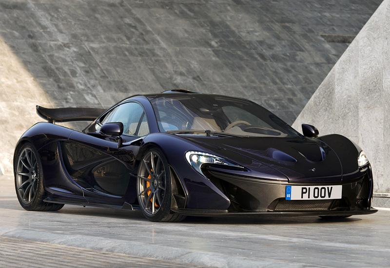 2013 McLaren P1 - specifications, photo, price, information, rating