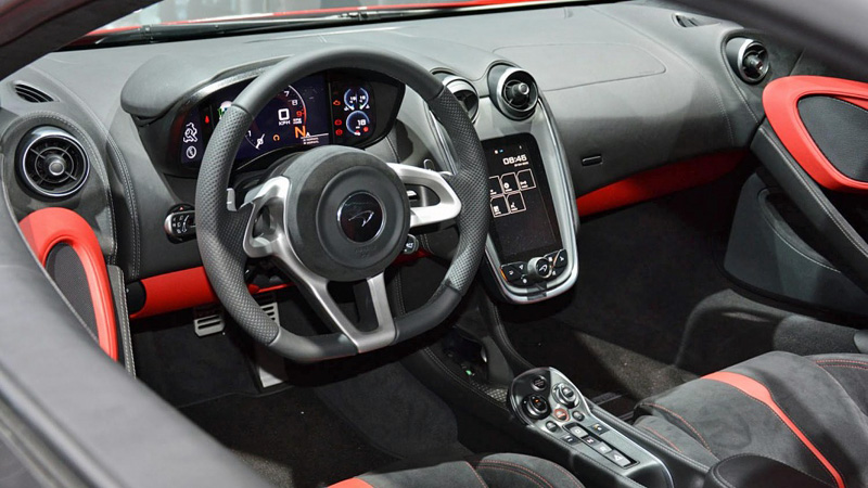 Mclaren Price 2017 >> 2015 McLaren 540C Coupe - specifications, photo, price ...