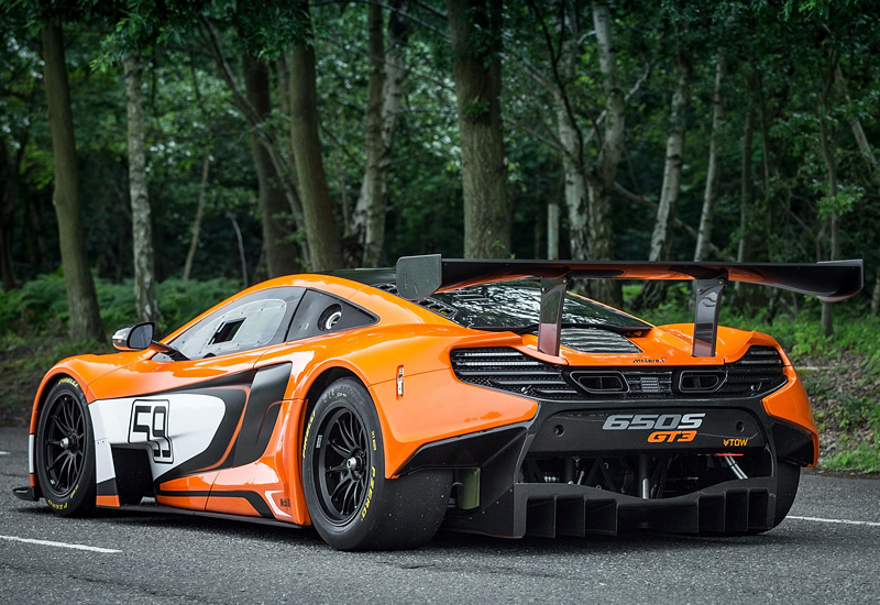 2015 mclaren 650s gt3 specifications photo price. Black Bedroom Furniture Sets. Home Design Ideas