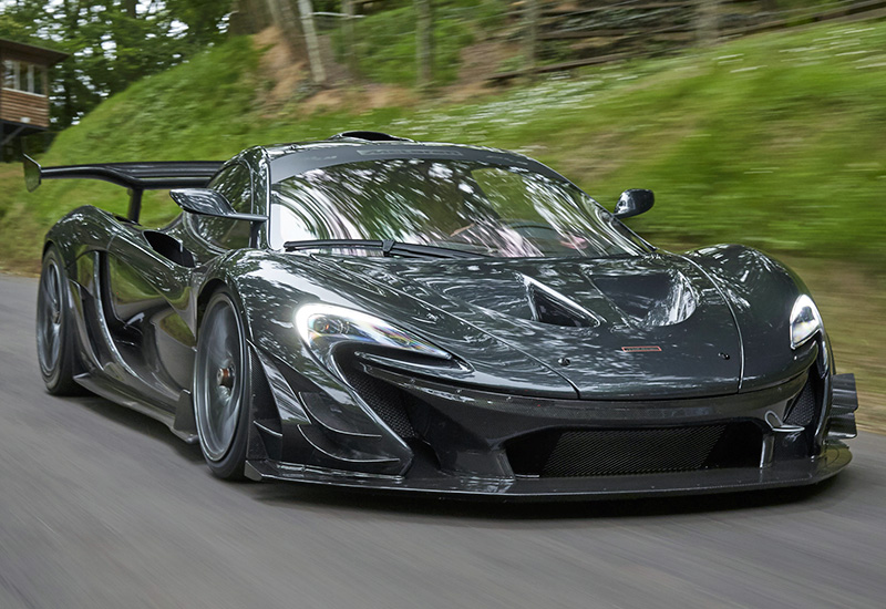 2017 McLaren P1 LM - specifications, photo, price ...