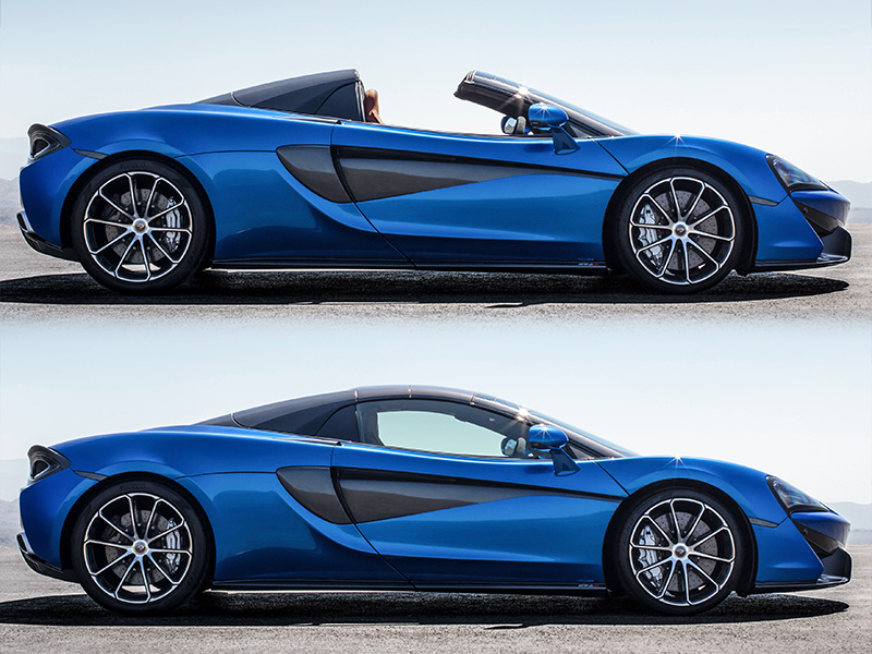 2018 Mclaren 570s Spider Specifications Photo Price Information