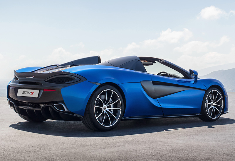 2018 Mclaren 570s Spider Specifications Photo Price