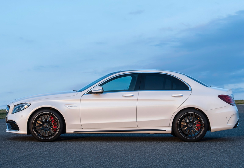 2015 Mercedes Amg C 63 S W205 Specifications Photo
