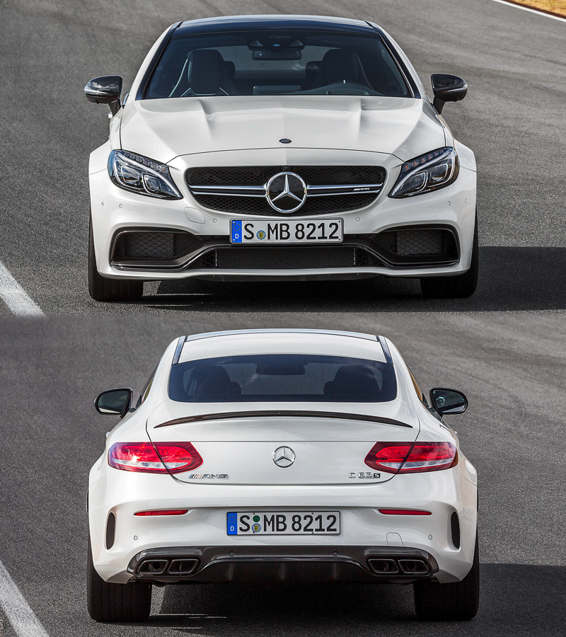 2016 mercedes amg c 63 s coupe specifications photo. Black Bedroom Furniture Sets. Home Design Ideas