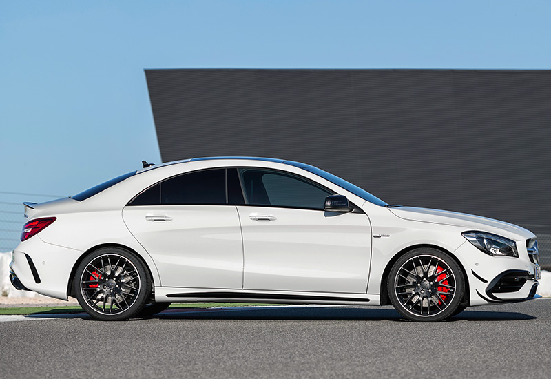 2016 Mercedes Amg Cla 45 C117 Specifications Photo