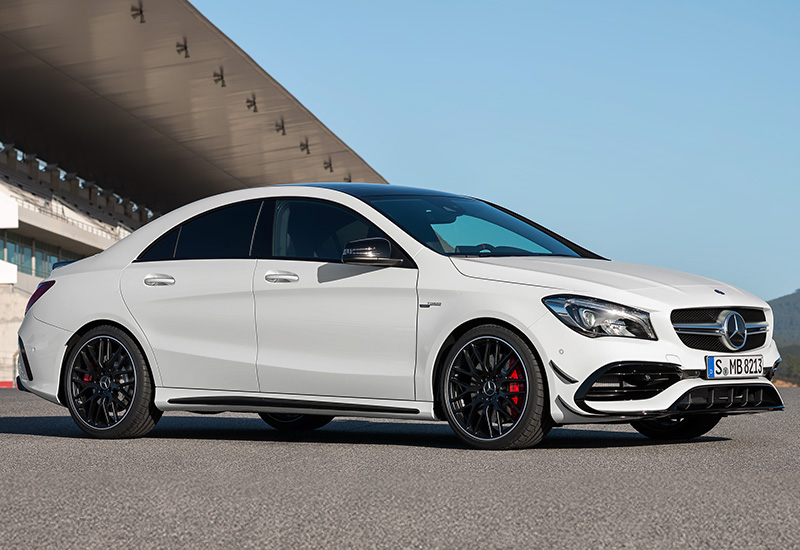 2016 mercedes amg cla 45 c117 specifications photo for Mercedes benz cla 250 top speed