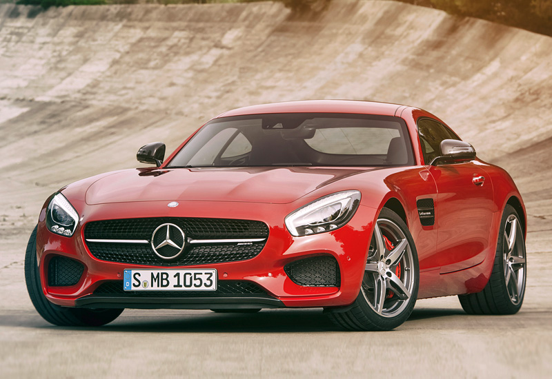 2016 Mercedes-AMG GT S (C190)