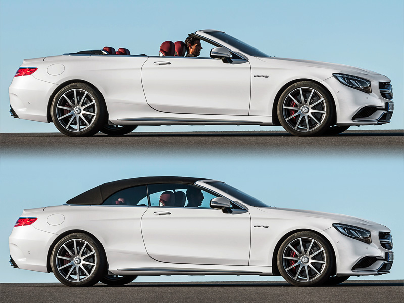 2016 Mercedes Amg S 63 Cabriolet 4matic Specifications