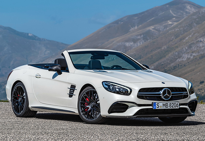 2016 mercedes amg sl 63 specifications photo price information rating. Black Bedroom Furniture Sets. Home Design Ideas