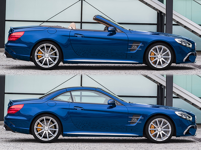 2016 Mercedes-AMG SL 65 - specifications, photo, price ...