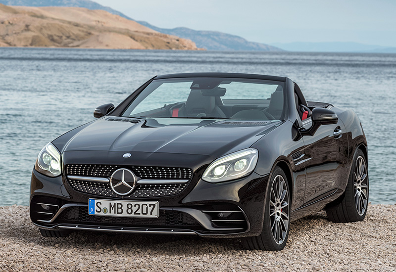 2016 Mercedes-AMG SLC 43 - specifications, photo, price ...