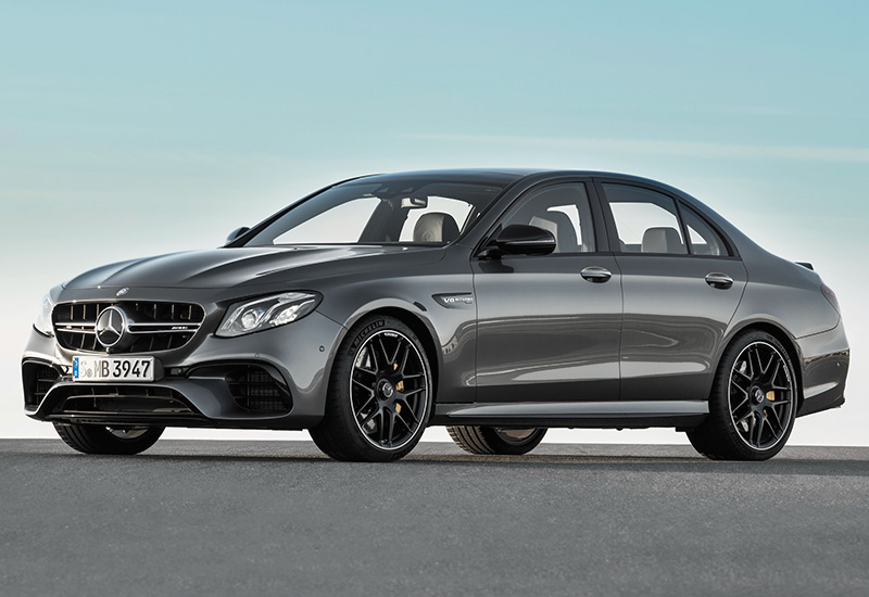 2017 Mercedes-AMG E 63 S 4Matic+ (W213) - specifications, photo