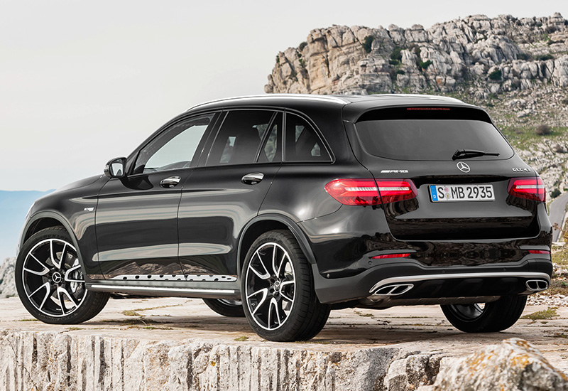 2017 mercedes amg glc 43 4matic specifications photo. Black Bedroom Furniture Sets. Home Design Ideas