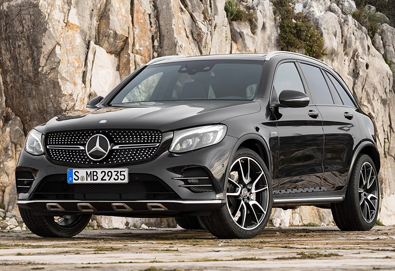 2017 Mercedes-AMG GLC 43 4Matic