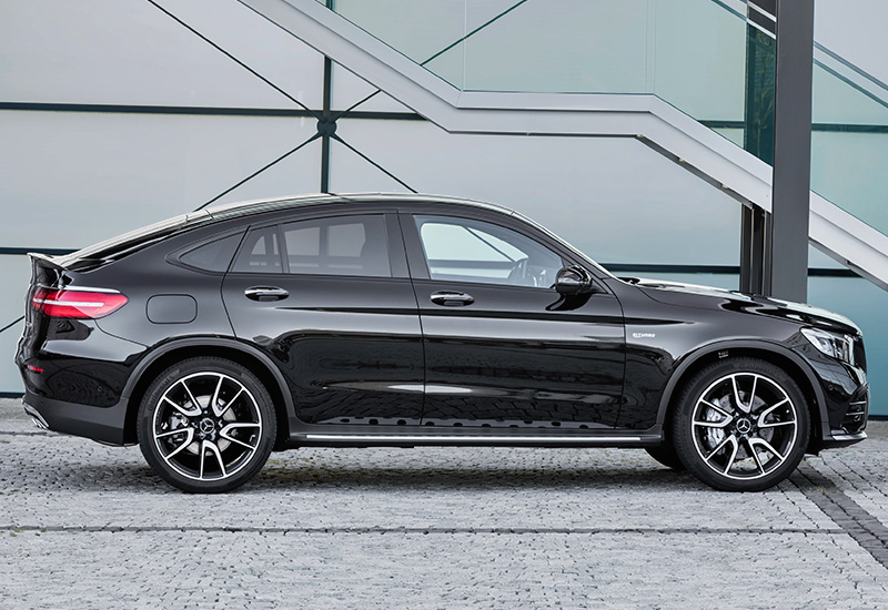 2017 Mercedes Amg Glc 43 Coupe Specifications Photo