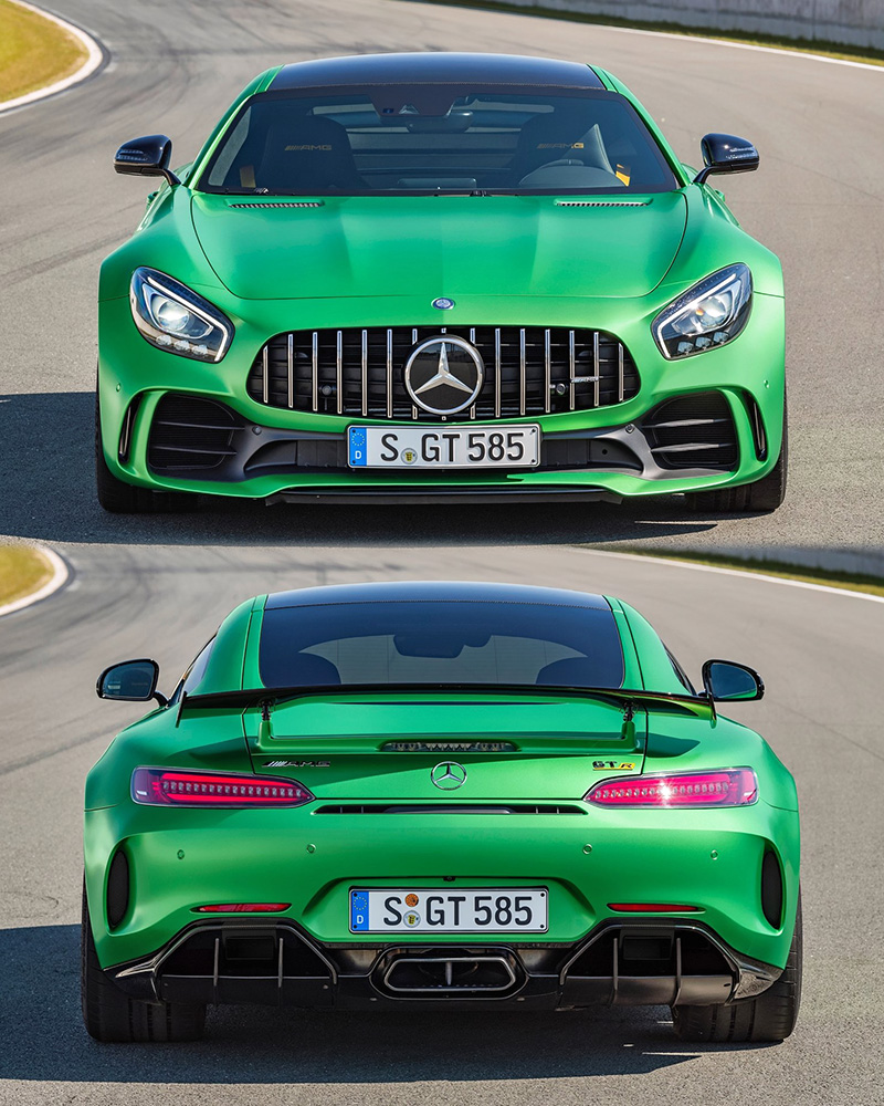 2017 mercedes amg gt r specifications photo price. Black Bedroom Furniture Sets. Home Design Ideas