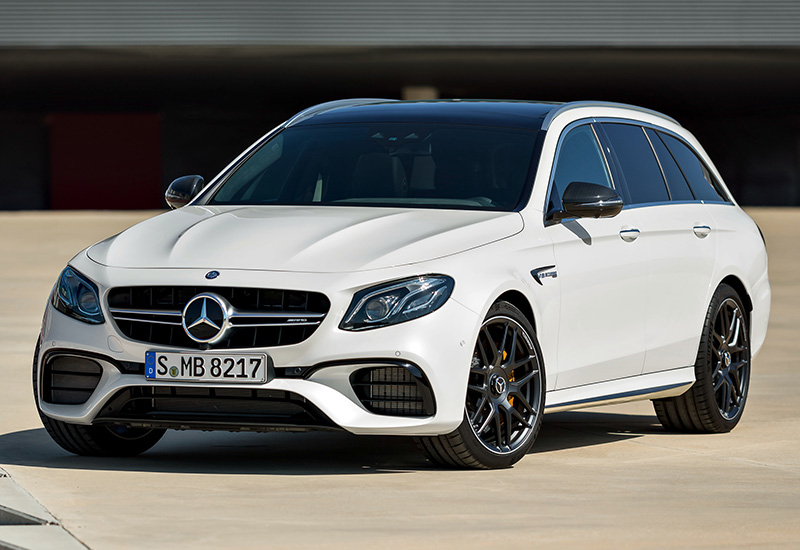 2018 Mercedes-AMG E 63 S Estate 4Matic+ - specifications ...