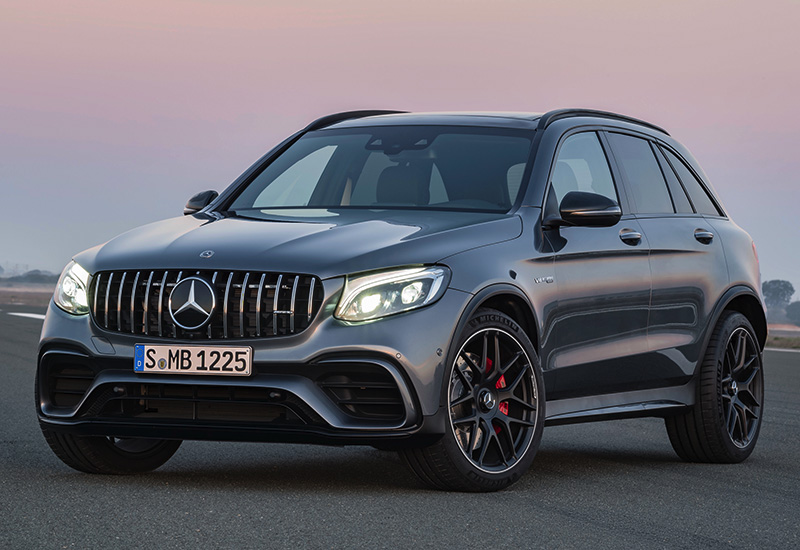 2018 Mercedes Amg Glc 63 S 4matic Specifications Photo Price