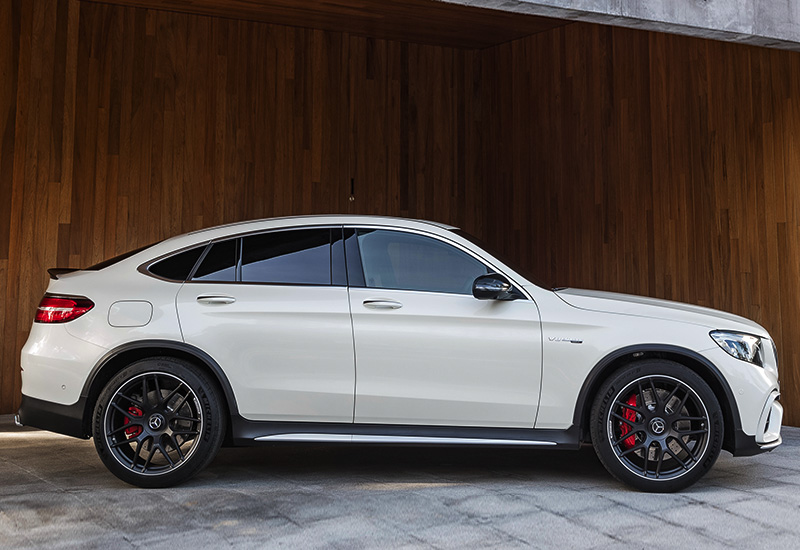 2017 Mercedes-AMG GLC 63 S Coupe 4Matic+ - specifications ...