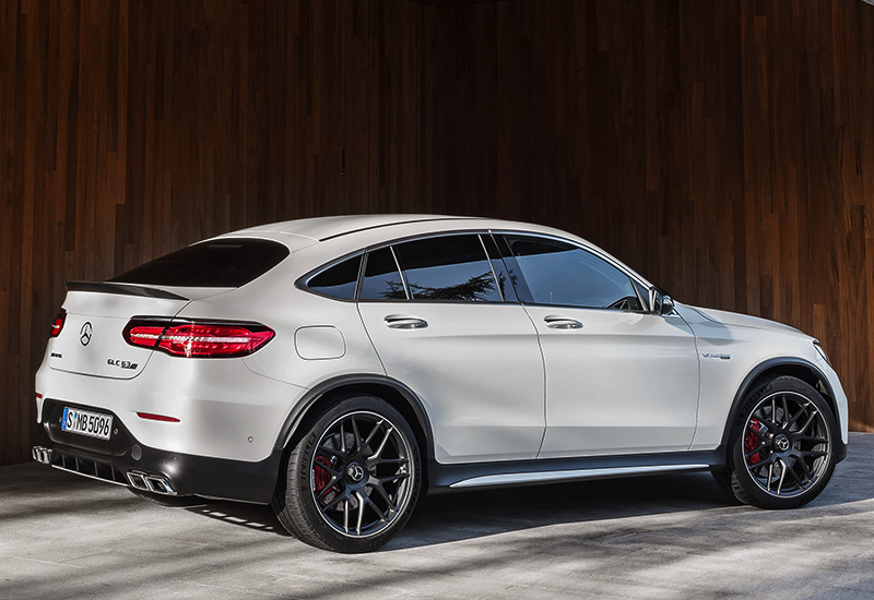 2017 Mercedes Amg Glc 63 S Coupe 4matic Specifications