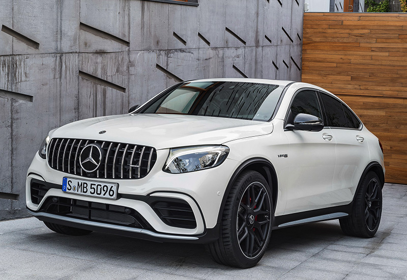 2018 Mercedes Amg Glc 63 S Coupe 4matic Specifications