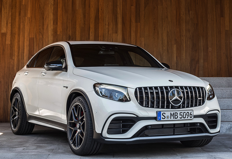 2018 Mercedes Amg Glc 63 S Coupe 4matic Specifications Photo