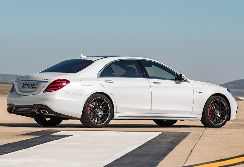 2018 Mercedes Amg S 63 4matic V222 Specifications