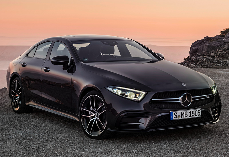 2019 Mercedes Amg Cls 53 4matic Specifications Photo
