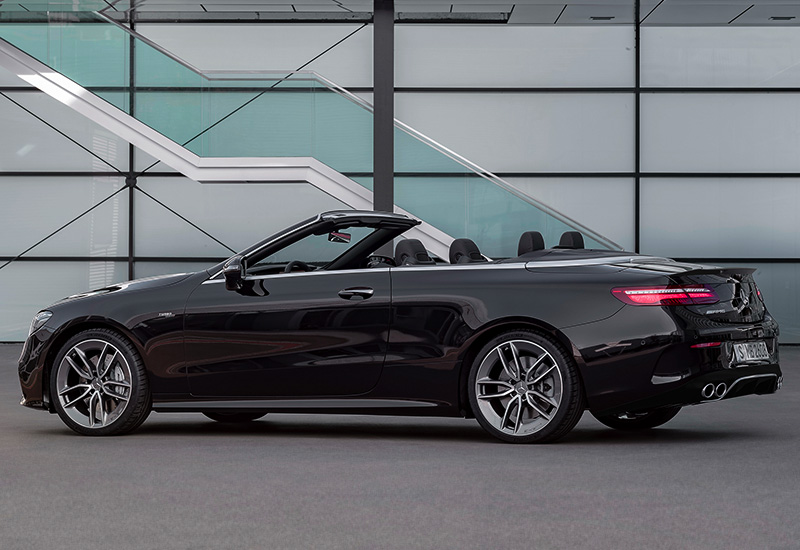 2019 Mercedes-AMG E 53 Cabriolet 4Matic+ - specifications ...
