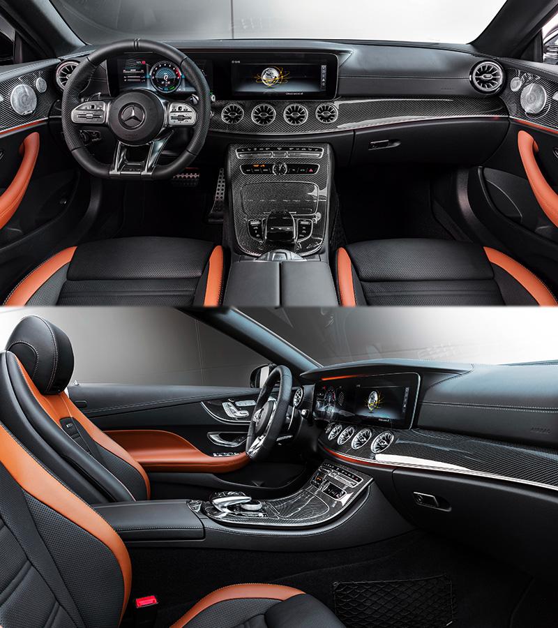 2019 Mercedes-AMG E 53 Cabriolet 4Matic+