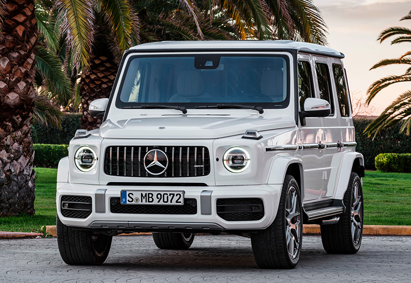 2019 Mercedes-AMG G 63 - specifications, photo, price ...