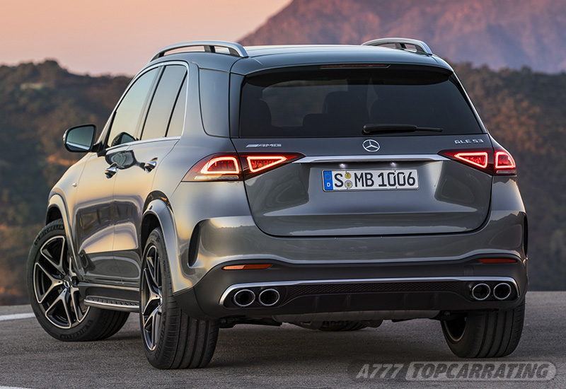 100 Kph To Mph >> 2020 Mercedes-AMG GLE 53 4Matic+ (V167) - specifications ...