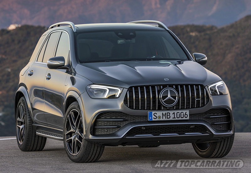 2020 Mercedes Amg Gle 53 4matic Specifications Photo