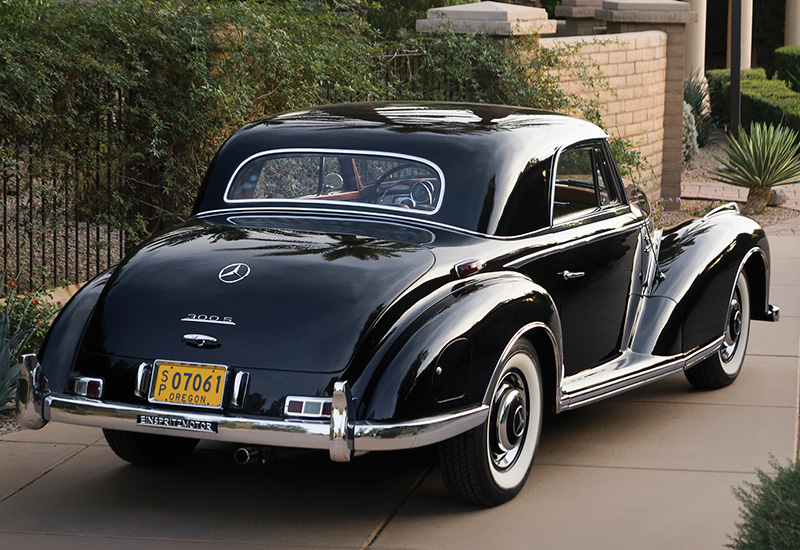 1955 mercedes benz 300 sc coupe specifications photo