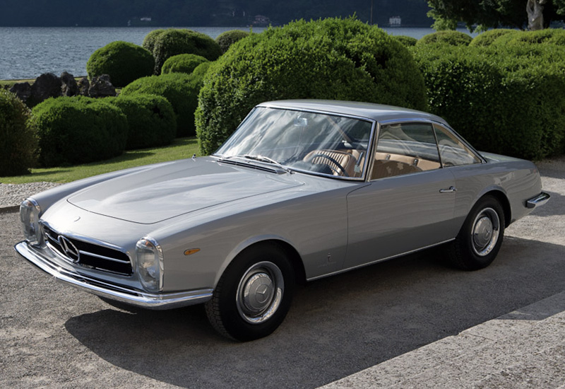 1964 mercedes benz 230 sl pininfarina pagoda coupe for 1964 mercedes benz 230sl