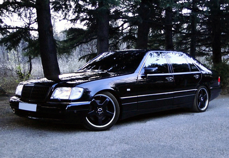 1998 mercedes benz s600l 7 0 amg specifications photo for Mercedes benz s600l