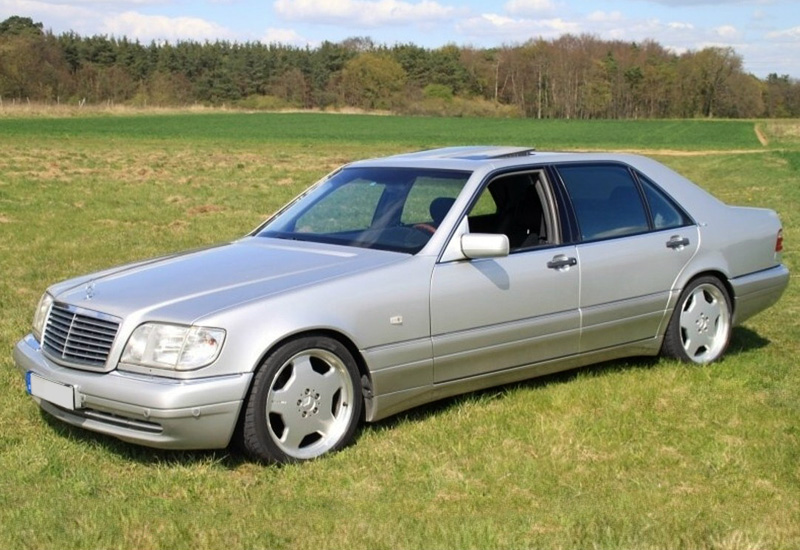 1998 mercedes benz s600l 7 0 amg specifications photo for Mercedes benz 600 amg