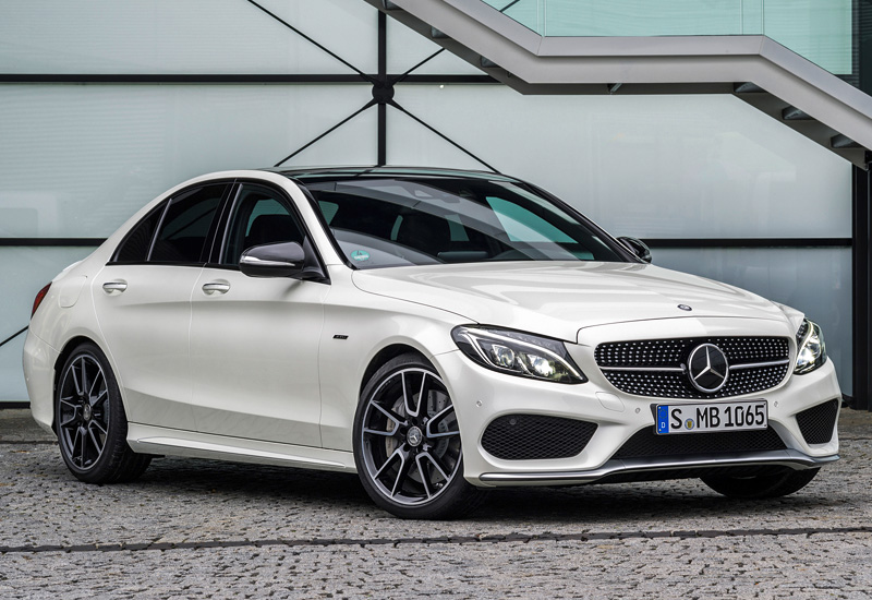2015 Mercedes Benz C 450 Amg 4matic Specifications