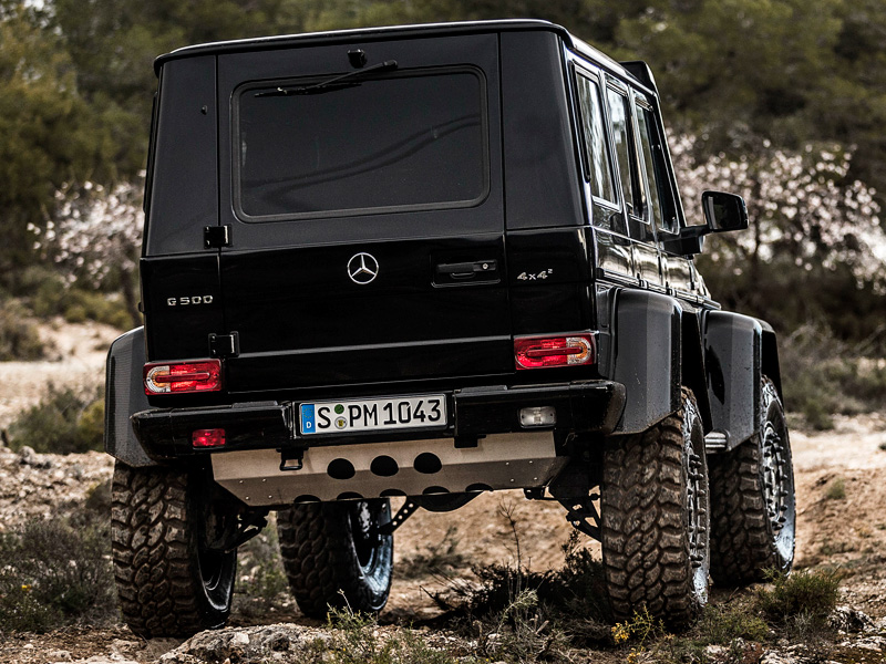 2016 Mercedes Benz G500 4x4 178 Specifications Photo