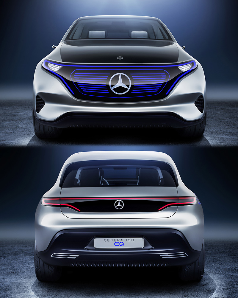 2016 mercedes benz generation eq concept specifications for Mercedes benz highest price