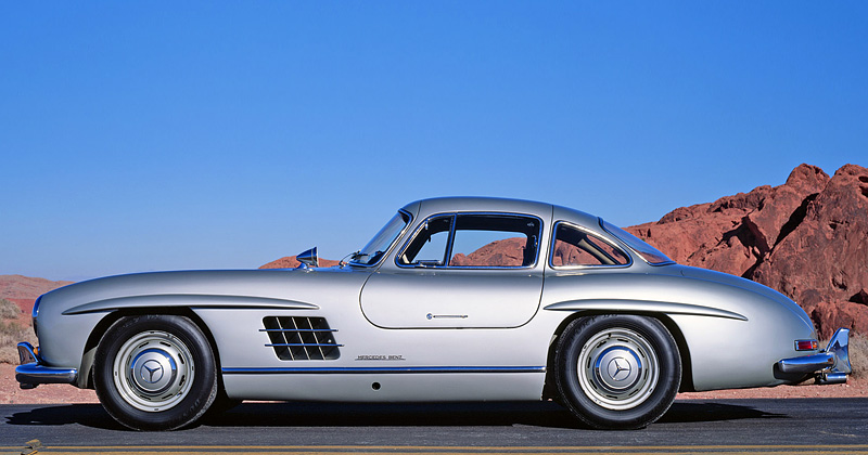 1954 mercedes-benz 300 sl gullwing - specifications, photo, price