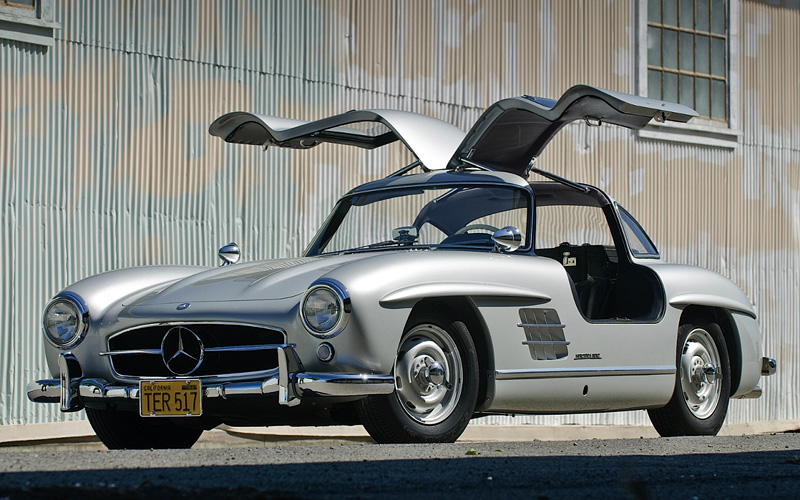 1954 mercedes benz 300 sl classic automobiles for 1954 mercedes benz 300sl