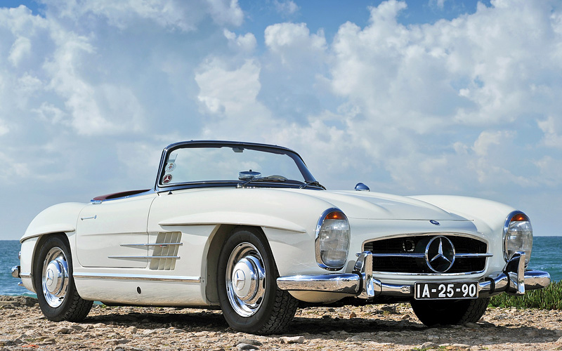1957 mercedes benz 300 sl roadster r198 specifications for Mercedes benz 300 price