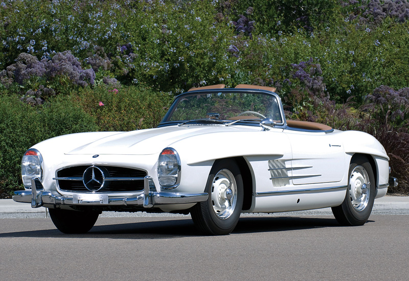 1957 mercedes benz 300 sl roadster r198 specifications. Black Bedroom Furniture Sets. Home Design Ideas