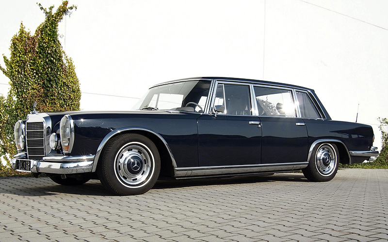 1964 mercedes benz 600 w100 specifications photo for Mercedes benz 600 price