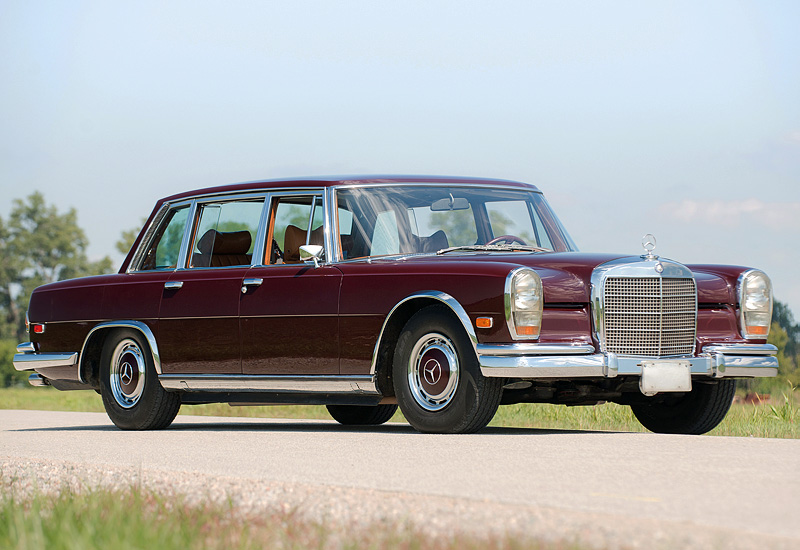 1964 Mercedes Benz 600 W100 Specifications Photo Price Information Rating