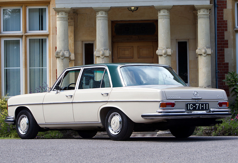 1967 Mercedes Benz 300 Sel 6 3 W109 Specifications