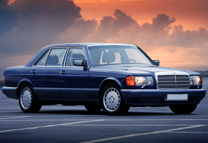 1985 mercedes benz 560 sel w126 specifications photo for Mercedes benz w126